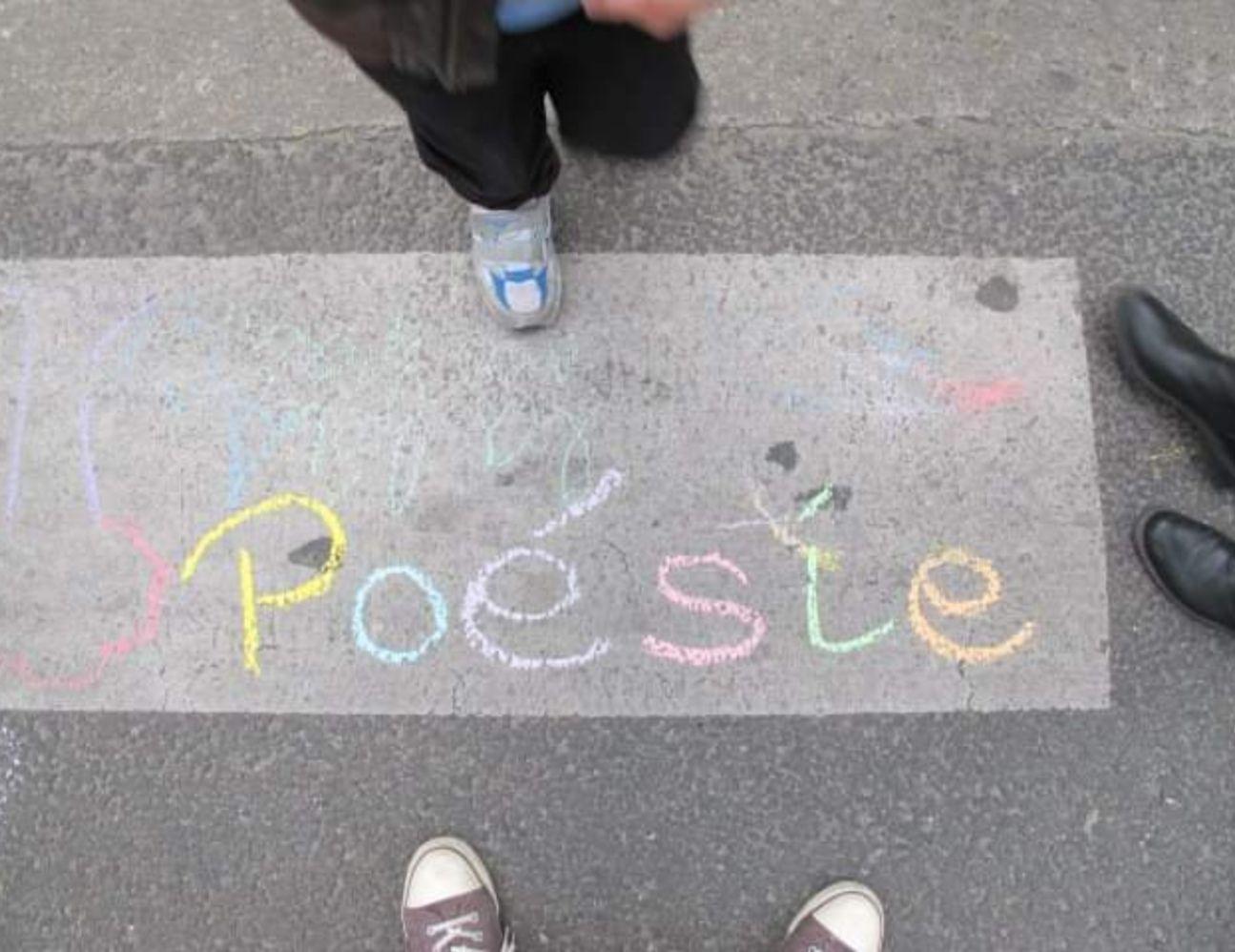 Journée mondiale de la poésie le 21 mars