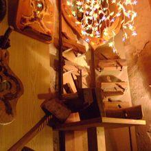 3ème exposition des outils anciens à la menuiserie ébénisterie Séguié