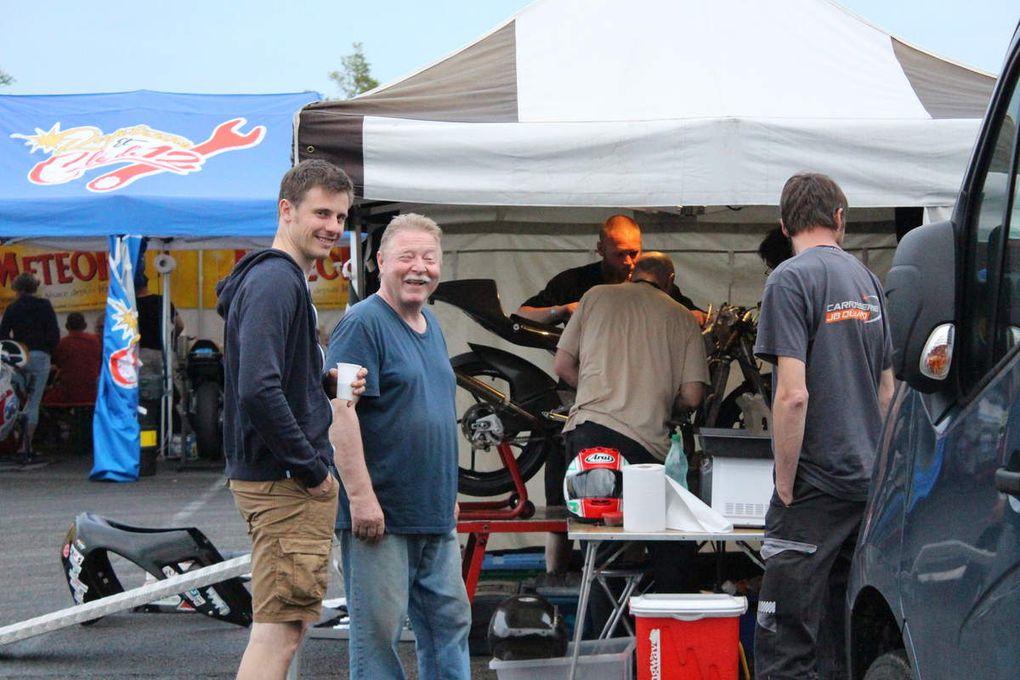Klass GP à Magny Cours 24/05/208