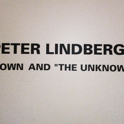 """Peter Lindbergh - Known and """"The Unknown"""""""