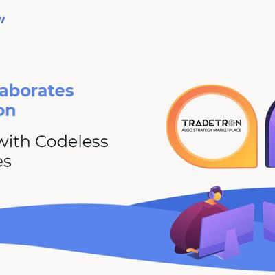 Swastika Investmart Ties Up with Tradetron – Build Algo Trading Strategies With Codeless Trading Platform