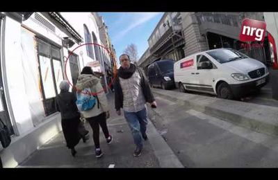 10 Hours of Walking in Paris as a Jew