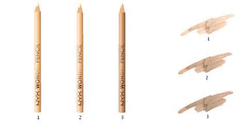 Découverte produit : Wonder pencil de NYX