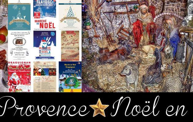 Noël en Dracénie - Noël en Provence 2019