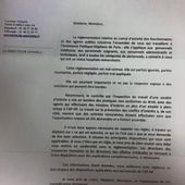 Le Directeur de l'Assistance Publique-Hôpitaux de Paris menace les agents exerçant un emploi d'appoint pour cause de bas salaires !