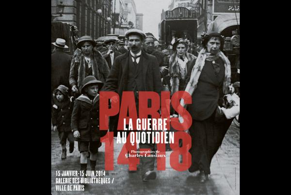 Exposition Paris 14/18, la guerre au quotidien