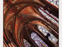 Chapelle de la vierge - Cathédrale Saint-Julien du Mans - Sarthe