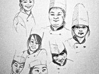 A Shanghaï, le pain quotidien d'apprenties boulangères