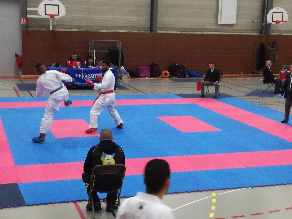 Résultats championnat des Yvelines Minimes, cadets, juniors , séniors