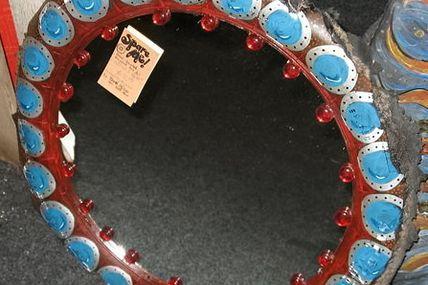 Miroir en caoutchouc Terri Miller 3