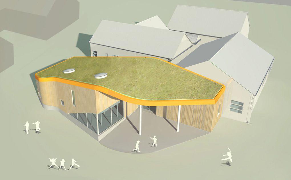 Album - Extension du Centre multi-accueil à ST-NOM-LA-BRETECHE