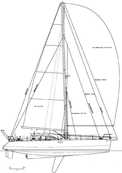 Plans et photos de l'Hermine 51
