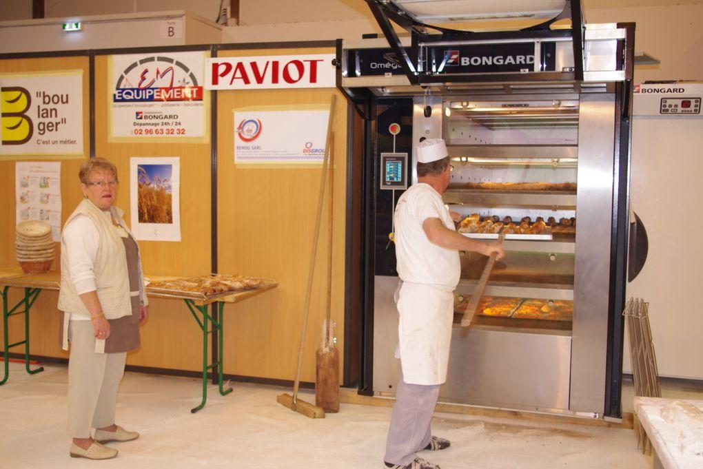 Le Parc Expo de Rennes Aéroport, accuillait du 24 mars au 1er avril, la Foire Internationale de Rennes 2012