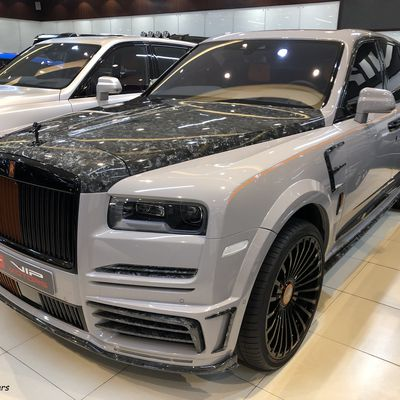 Black Badge by Mansory