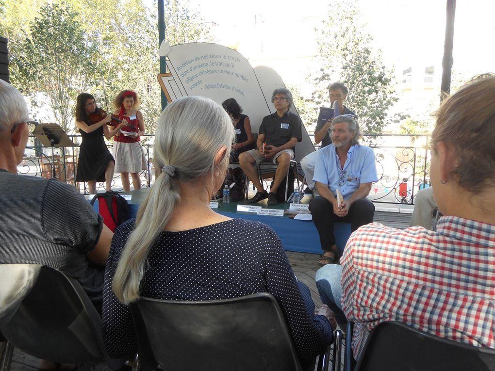 Images du festival Voix Vives