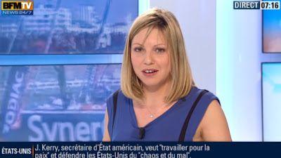 2013 02 07 - CAROLE COATSALIOU - BFM TV - PREMIERE EDITION 'SPORTS' @07H15
