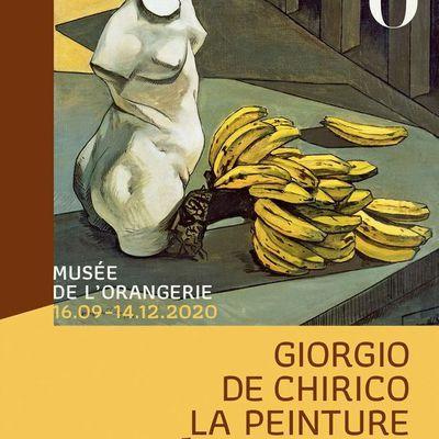 Giorgio de Chirico - La peinture métaphysique