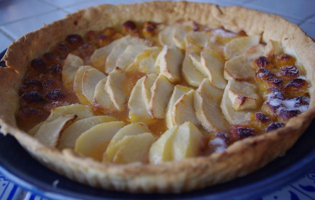 Ma tarte aux fruits