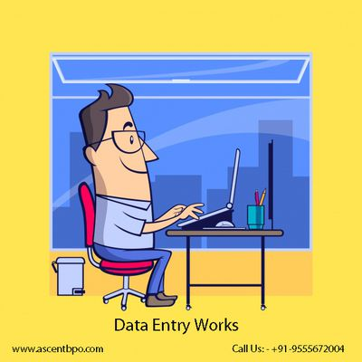 Uses of Data Entry Projects in every single Business