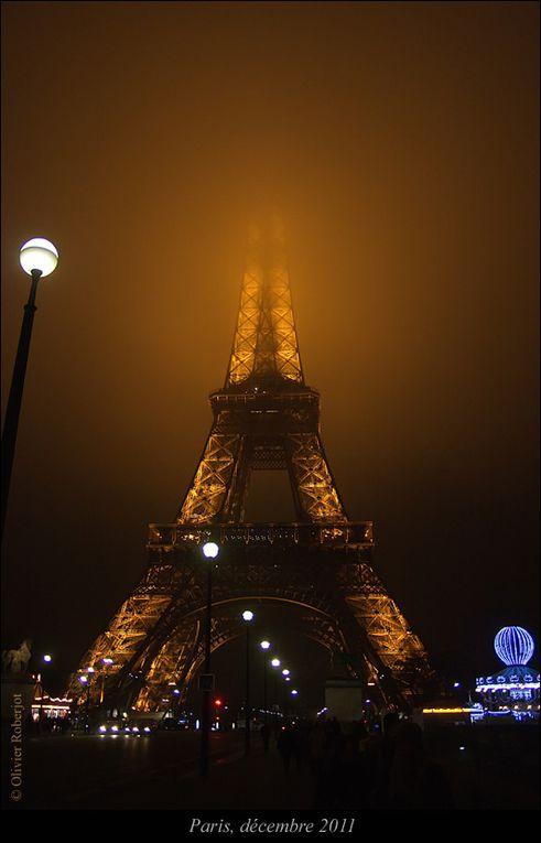 Album - Paris by night