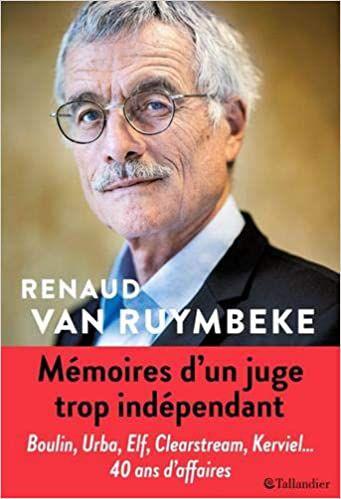 Mémoires d'un juge trop indépendant (Bibliographie)