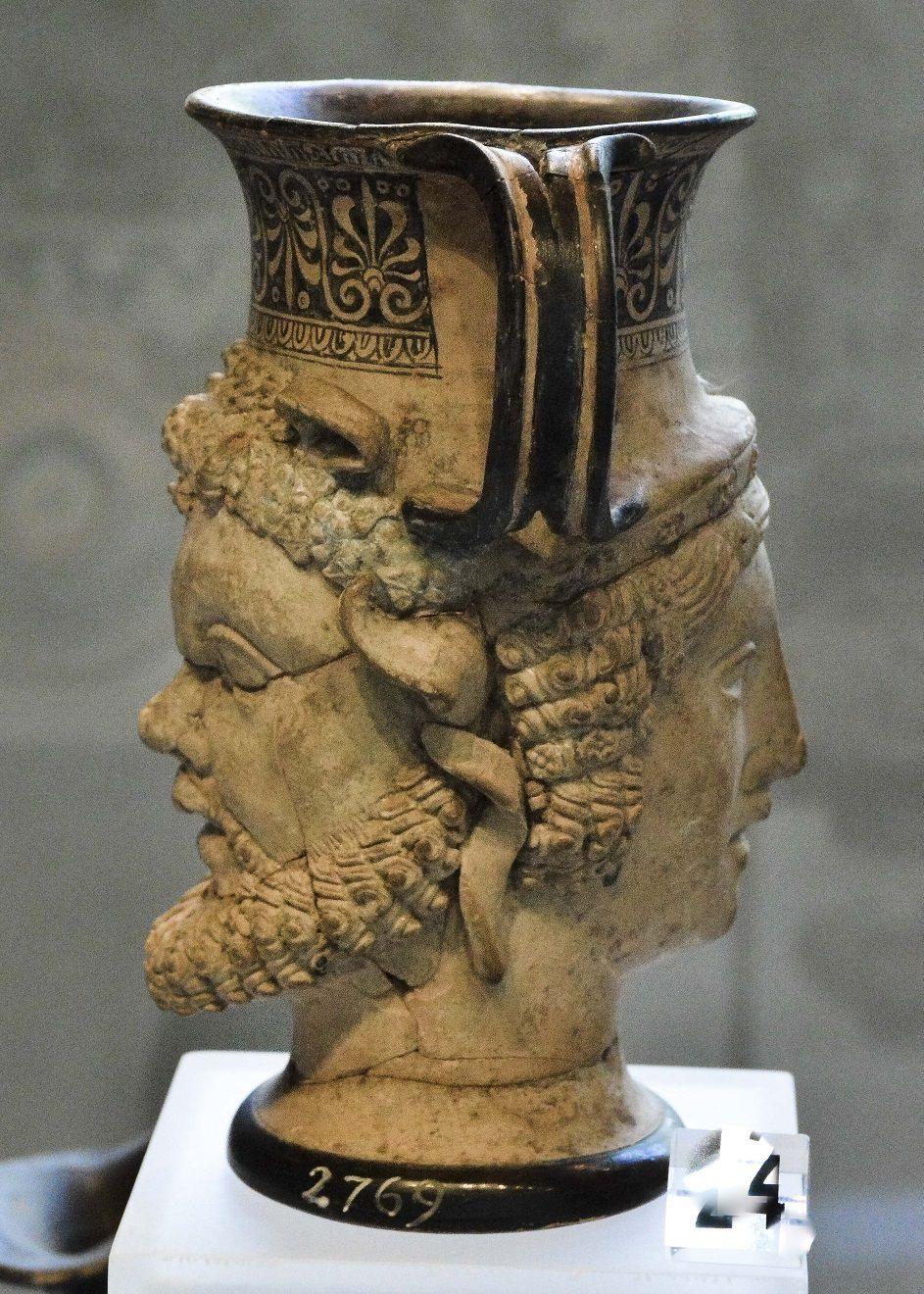 Les Etrusques avant les Romains