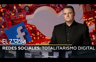 El Zoom de RT - Redes sociales: Totalitarismo digital
