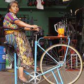 Au Guatemala, on transforme les vieux vélos en appareils électroménagers