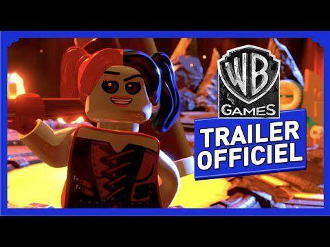 ACTUALITE : Une nouvelle bande-annonce sur la création de personnages pour #LEGODCSuperVilains