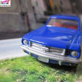 1964 FORD MUSTANG 1/64 HIGH SPEED - car-collector.net
