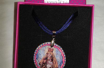 Colgante Virgen de Valme ref. A-2000-C