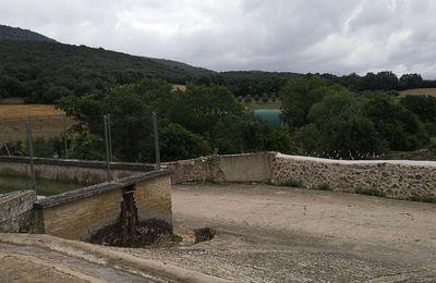 Sur le chemin de Saint Ignace de Loyola à Manresa : entre Alda et Genevilla