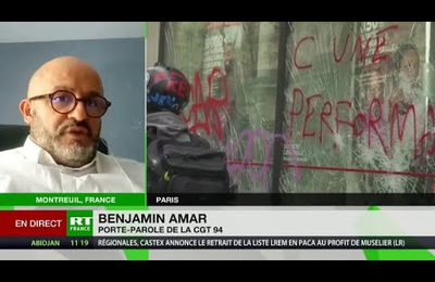 Benjamin Amar - RT France - 02/05/21