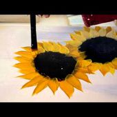 Painting Sunflowers Simple and Fun