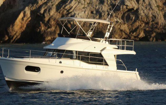 Beneteau Swift Trawler 35 - идеально подходит для путешествий