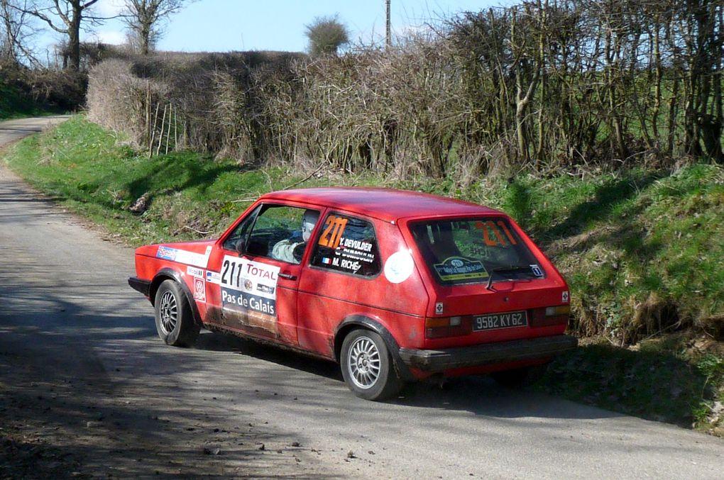 Album - 13e Rallye Le Touquet Historique 2011