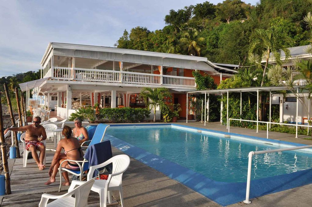 Hotels Anchorage et Dive Dominica