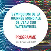 WATERWHEEL BLOG: 3WDS14 PROGRAMME - version française