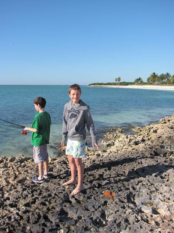 """La premiere partie des vacances de Noel...  Le """"petit"""" tour en Floride.."""