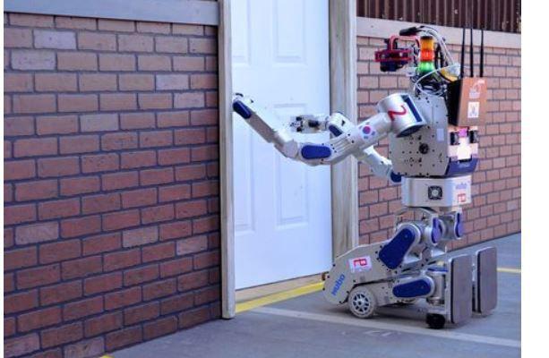 South Korea wins robot challenge