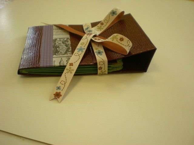 Album - scrapbooking-mini-album