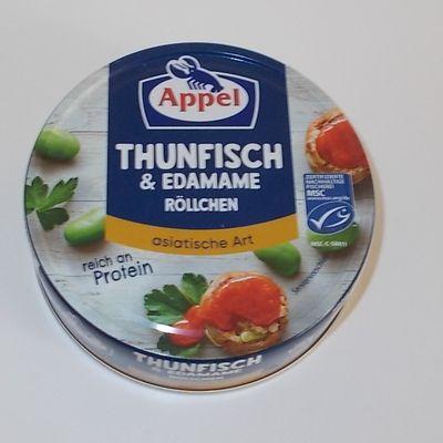 Appel Thunfisch & Edamame Röllchen