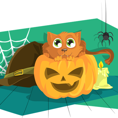 On prépare Halloween !!!