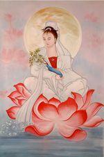 Le Charme de Kuan Yin...