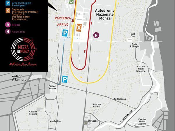 Mezza di Monza 2015 (12^ ed.). Disponibile in tre formule: 10, 21,097 e 30 km. Forse anche Meucci e Pertile allo start