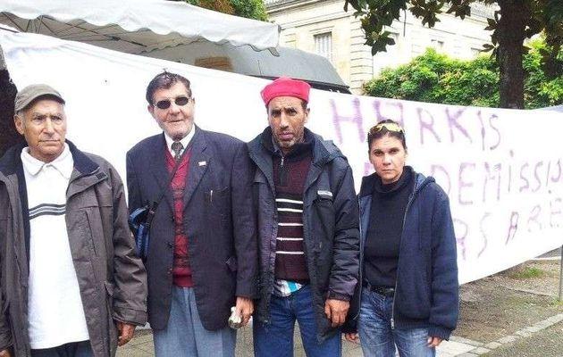 Agen : le président du comité national de liaison des Harkis en grève de la faim