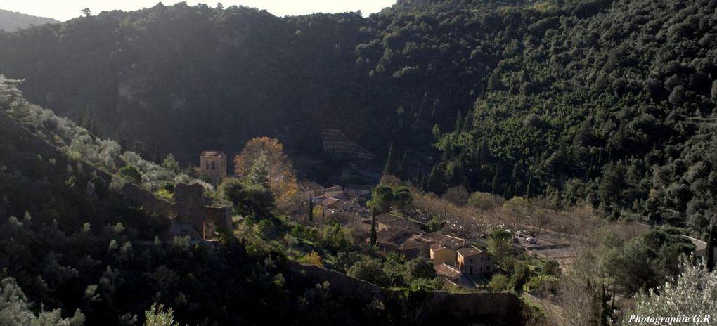 Boucle de Saint-Guilhem-le-Désert