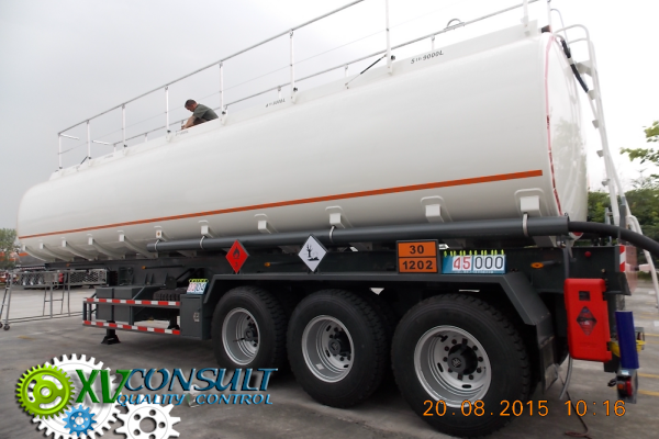 1/ Semi Citernes Hydrocarbures Chine -Fuel Semi Trailers China - Semirremolque Tanque Combustible China - Китай Полуприцепы цистерны-الألومنيوم نصف المقطورة شاحنة وقود الصين