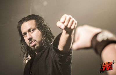 Photos de POP EVIL au Trabendo de Paris