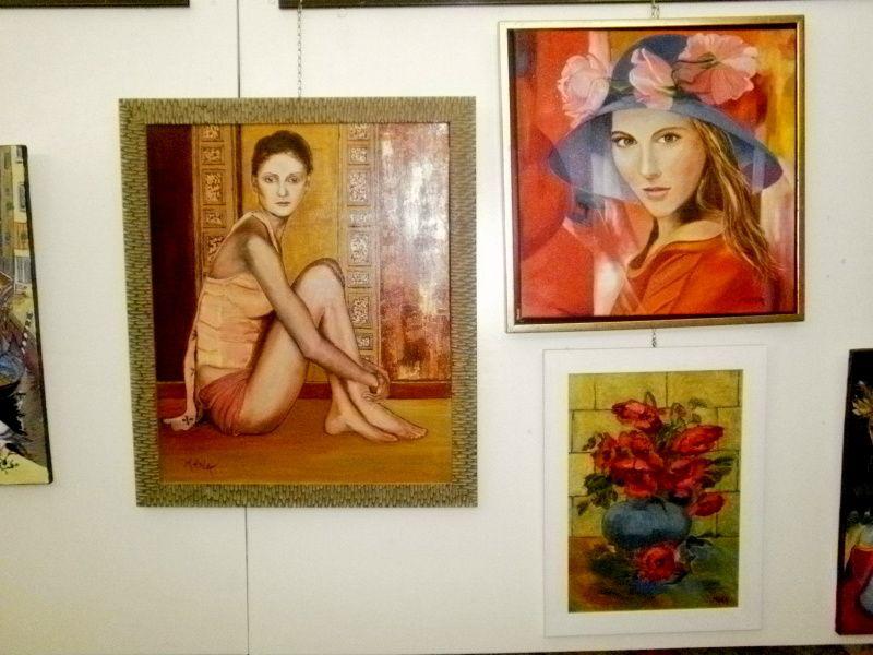 Album - Expo--le-monde-onirique- de B. maillard et C. MARREC